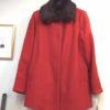 正統派ウールのコート