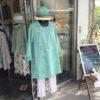 新緑色のワンピース&スカートおすすめコーディネイト