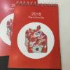 ミネタトモコさんのカレンダー