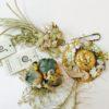 布花雑貨のサクヤヒメ 可愛いお花のブローチを紹介します