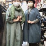 【新しい営業時間のお知らせ】新作ミモザ柄マスク